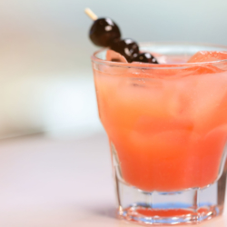 Cherry Sour Cocktail sold by The Wine Bar by Wolfgang Puck