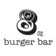 8 oz. Burger Bar logo