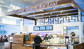 Coffee Bean & Tea Leaf – Terminal B Arrivals storefront image