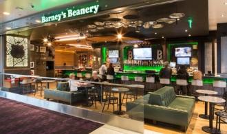 Barney's Beanery storefront image