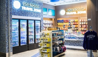 USA Today Travel Zone storefront image