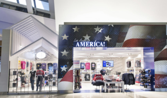 America! storefront image