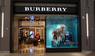 Burberry Boutique – DFS Duty Free storefront image