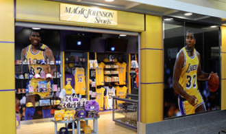 Magic Johnson Sports storefront image