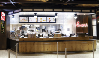 Chick-fil-A storefront image