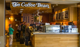 Coffee Bean & Tea Leaf – Terminal 8 storefront image
