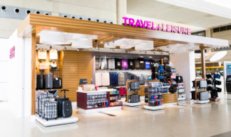 Travel + Leisure storefront image